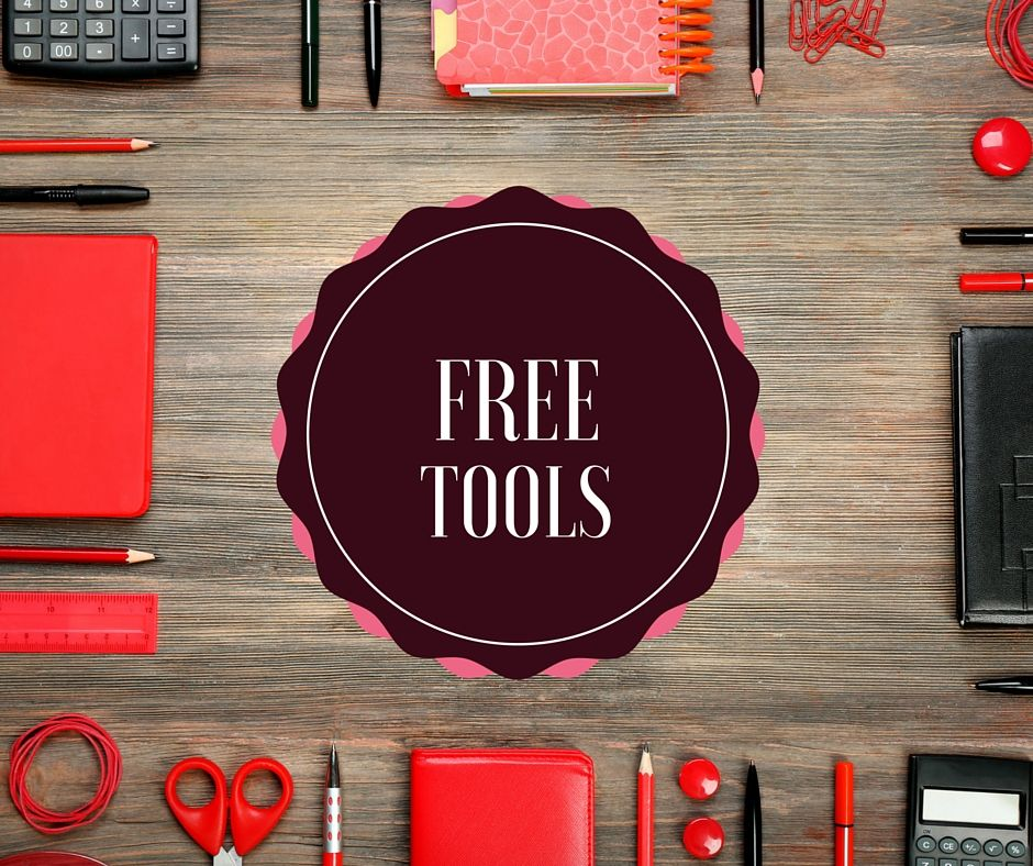 8 Free Tools To Make Your Blog And Fanpage Look Awesome