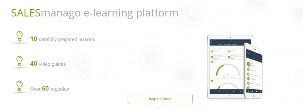 Pass The Test And Receive Free Marketing Automation Specialist Certificate! We Present You New SALESmanago E-learning Platform.